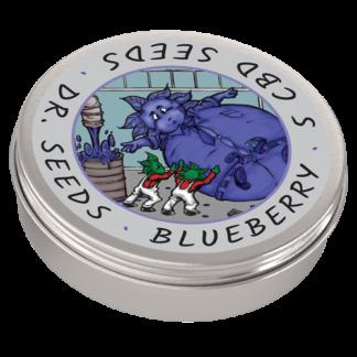 Blueberry Photoperiod CBD Seeds (1:16) (5 cannabis seeds)