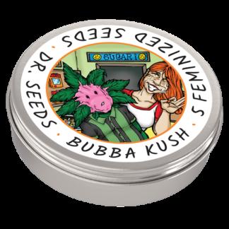 Bubba Kush Photoperiod Feminized Seeds (5 cannabis seeds)