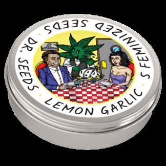 Lemon Garlic Photoperiod Feminized Seeds (5 cannabis seeds)