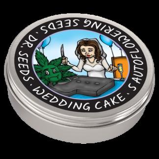 Wedding Cake Autoflowering Feminized Seeds (5 cannabis seeds)
