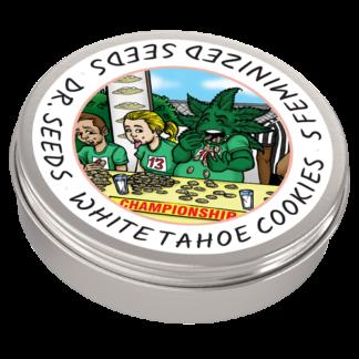 White Tahoe Photoperiod Feminized Seeds (5 cannabis seeds)