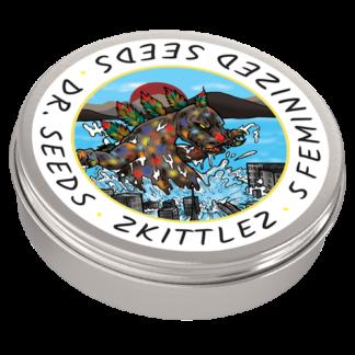 Zkittlez Photoperiod Feminized Seeds (5 cannabis seeds)