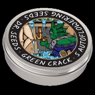 Green Crack Autoflowering Feminized Seeds (5 cannabis seeds)