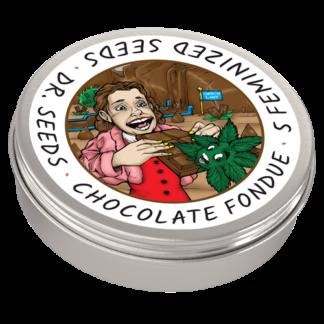 Chocolate Fondue Photoperiod Feminized Seeds (5 cannabis seeds)