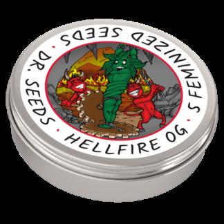 Hellfire OG Photoperiod Feminized Seeds (5 cannabis seeds)
